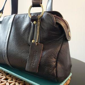 Croft & Barrow Genuine Leather Handbag